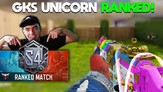 *NEW* GKS UNICORN in RANKED!  *COD Mobile* Call Of Duty: Mobile