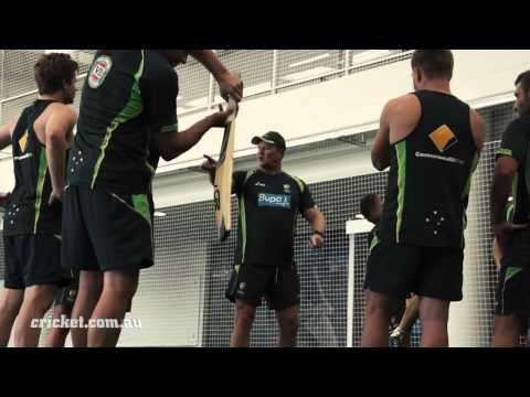 Aussie pre-season in slow motion
