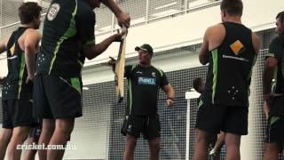 Aussie pre-season in slow motion