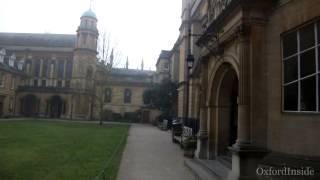 72. Хертфорд Колледж, Оксфордский Университет. Hertford College, University of Oxford