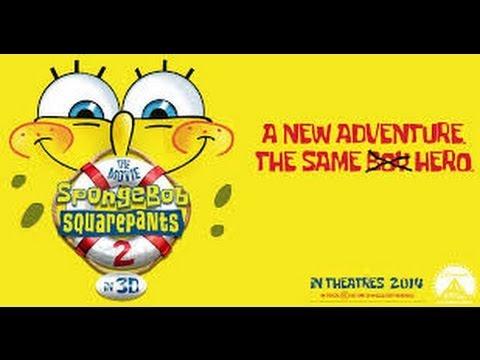 The SpongeBob SquarePants Movie 2 - Trailer - 2014 (HD)