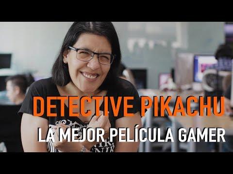 ¿Es Detective Pikachu la mejor adaptación de un videojuego?