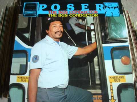 Poser - Bus Conductor, The