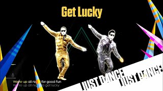 Just Dance 2014 - Get Lucky (Classic 5 Stars) PS3