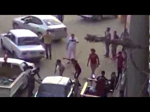 للنشر// مدينه دمنهور // بالبحيره // أعمال بلطجة وفوضى