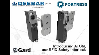 Compact Robust Interlock with RFID Coding – How it Works