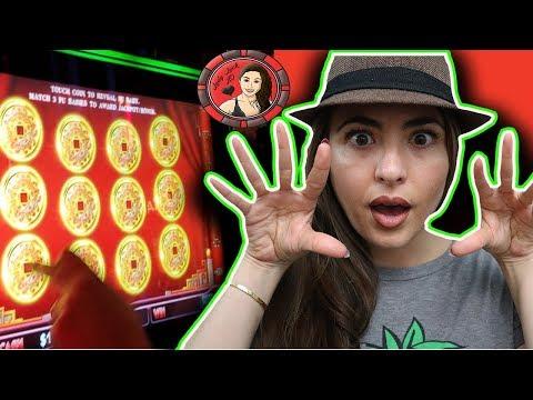 MAJOR JACKPOT on Fortunes 3 Slot Machine in Las Vegas - 동영상