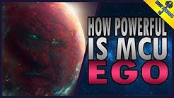 How Powerful is MCU Ego?