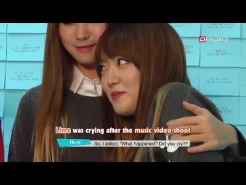 Pops in Seoul - HELLOVENUS(헬로비너스) _ Sticky Sticky(끈적끈적) - Interview
