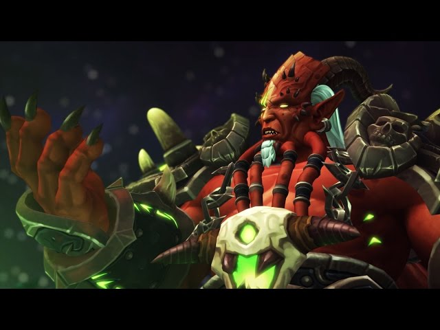 World of Warcraft: Legion - Patch 7.2 – The Tomb of Sargeras Trailer