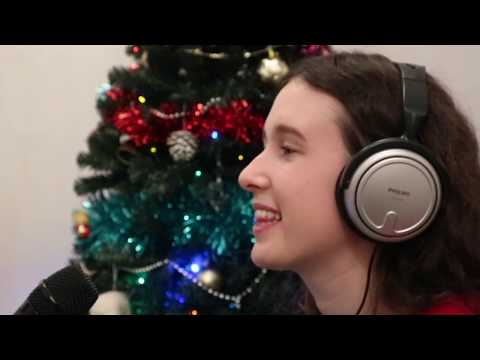 Rocking around the Christmas tree - Brenda Lee - Cover - Christmas with Clare Newman | Vlogmas Day 1