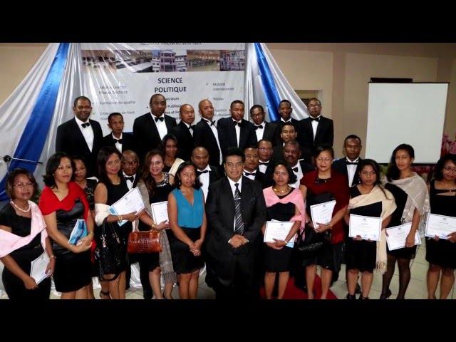 IEP Madagascar - Sortie de promotion CHEP