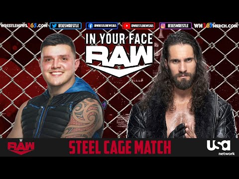 """Seth Rollins vs Dominik Mysterio 
