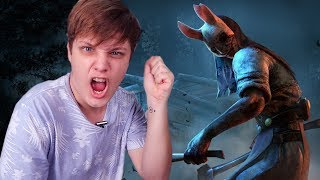 EU CONTROLO O ASSASSINO DO NATAL! Contra TazerCraft, Cafeinado e Tayr | Dead By Daylight