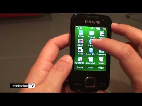 Samsung Halley S5600 videoreview da Telefonino.net
