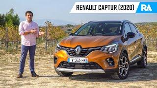 Novo Renault Captur (2020). Mudou TUDO!