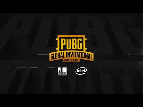 Pubg Global Invitational Savage Esports Youtube