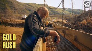 Tony Is Losing Gold in the Runoff | Gold Rush