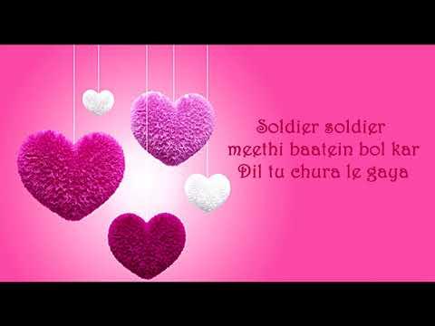 Soldier Soldier | Soldier | Bobby Deol, Prety Zinta