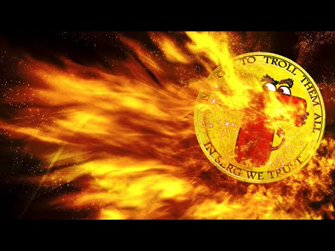 Serg burns 169 Million TrollCoin worth ~$6,000