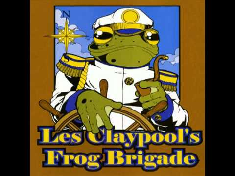 Les Claypool's Frog Brigade (Live Frogs Set 2) - Pigs (Three Different Ones)