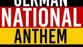 German National Anthem Ringtone and Alert
