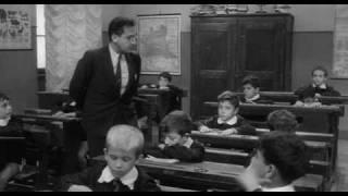 Il maestro di Vigevano (E.Petri - A. Sordi) - Un problema impossibile