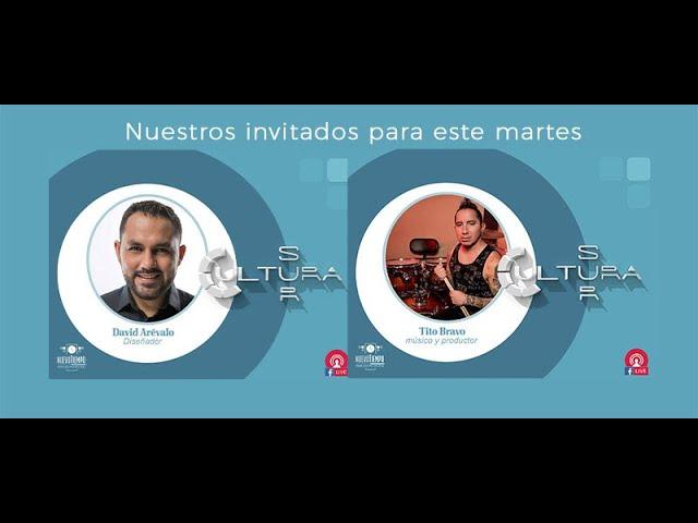 #Cultura Sur Entrevista con #TitoBravo y #DavidArévalo. #ELNUEVOTIEMPO