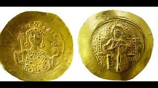 видео Редчайшие золотые монеты, проданные на аукционах нумизматики