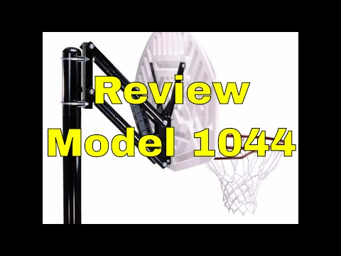 Lifetime 1044  Adjustable Height Mounting Bracket Review