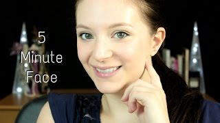5 Minute Face using Australian Drugstore Products Thumbnail