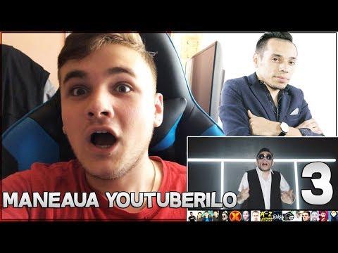 REACTIONEZ LA MANEAUA YOUTUBERILOR 3 - EDY TALENT!!