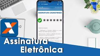 Cadastrar Assinatura EletrÔnica Da Caixa EconÔmica  2020
