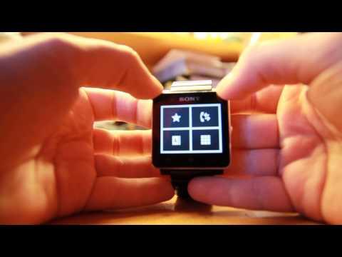 Обзор Sony SmartWatch 2 SW2