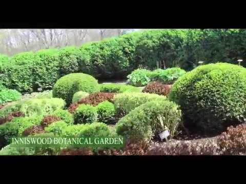 Inniswood botanical garden and nature preserve columbus ohio youtube Columbus home and garden show 2017