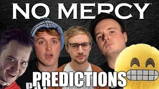 BX vs. Pacitti Club #10: No Mercy Predictions