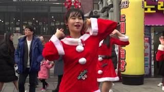 Excuse Me, 에이오에이 AOA, 크리스마스는 예쁜 언니들과 함께, 댄스팀 비글여친 20171223