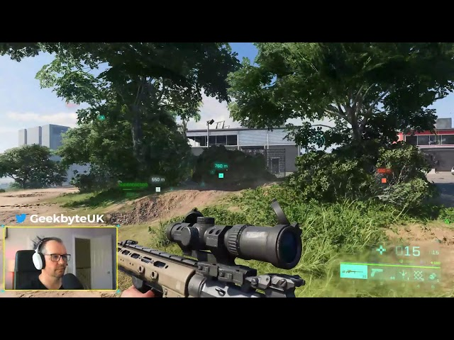 Geekbyte Live Stream - BF2042