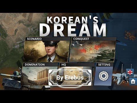 World Conqueror 4 Korea Dream Mod Final Version (세계 정복자