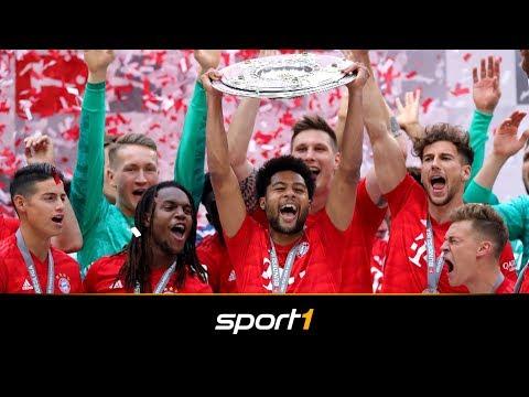 Das groe Meister-Zeugnis des FC Bayern | SPORT1