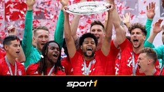 Das große Meister-Zeugnis des FC Bayern | SPORT1