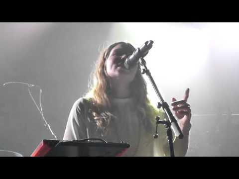 Skylar Grey  Come up for air(live), NYC   10 23 2015