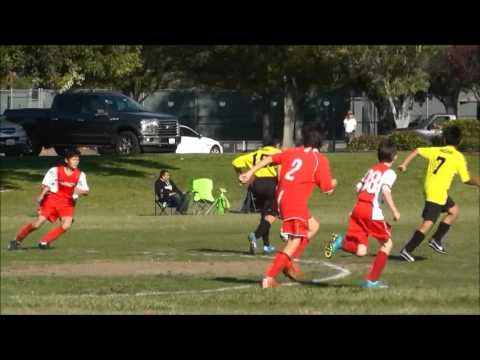 Fremont soccer tournament BUSC Frankfurt game 1