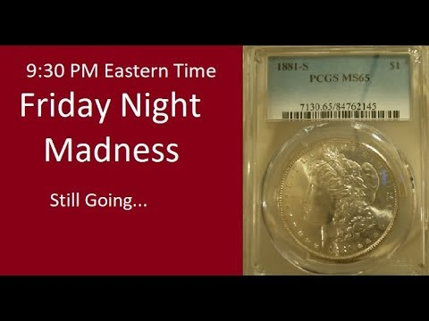 Friday Night Madness - Let's Buy Some Coins