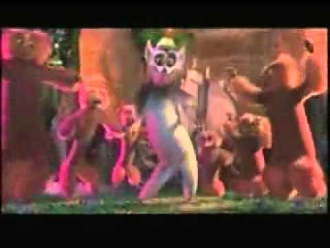 Eu Me Remexo Muito!!! Madagascar Portugues