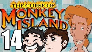 The Curse of Monkey Island - PARTE 14 - Que coj...