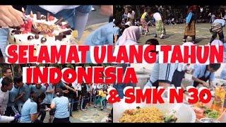 SELAMAT ULANG TAHUN INDONESIA!