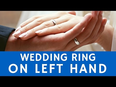 why-are-wedding-rings-worn-on-left-hands:-history-of-tradition