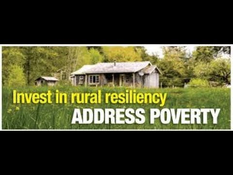Rural Poverty The Developing Crisis