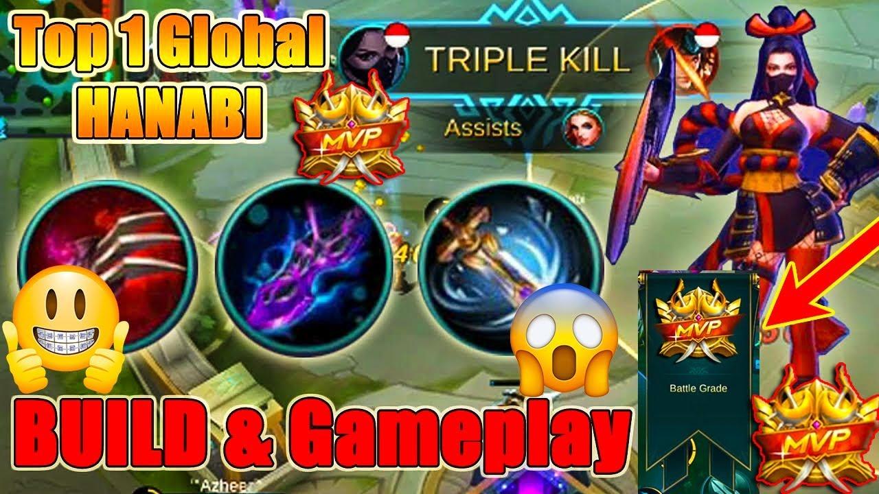 hanabi mobile build legends global hero rank guide